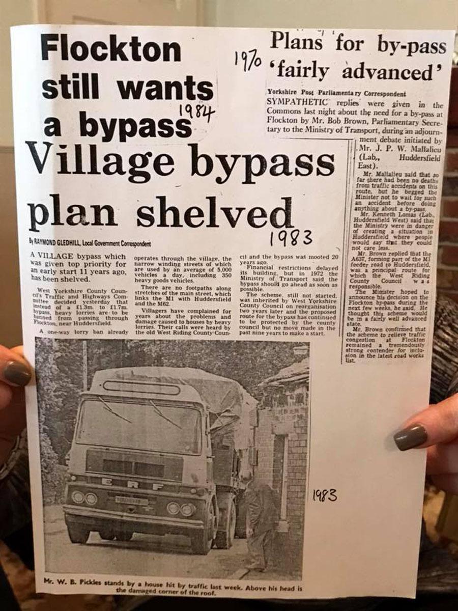 Bypass History - flocktonbypass.co.uk