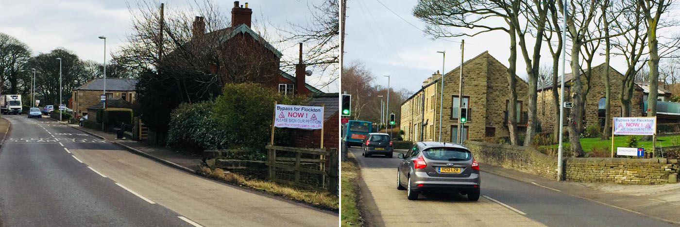 Flockton Bypass Banners - flocktonbypass.co.uk