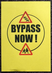 Bypass Now Window Poster - flocktonbypass.co.uk