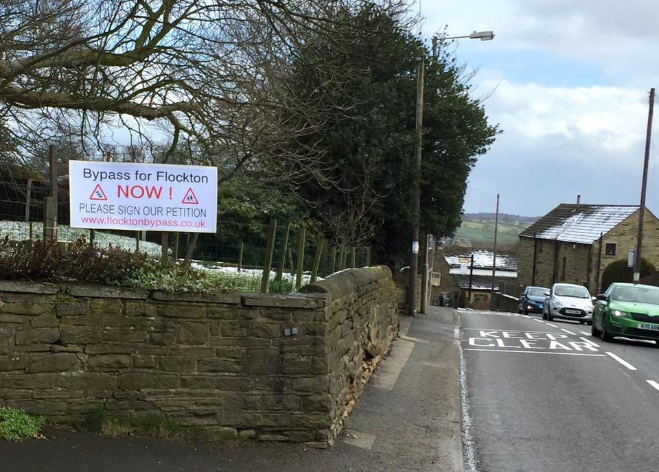 Bypass banner - flocktonbypass.co.uk