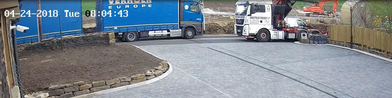 HGVs meet - flocktonbypass.co.uk