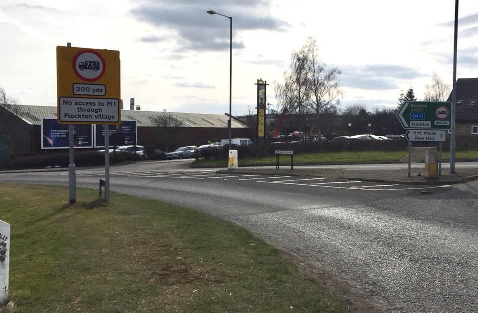 No access - flocktonbypass.co.uk