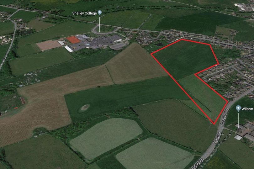 Housing site proposal near Shelley College - flocktonbypass.co.uk