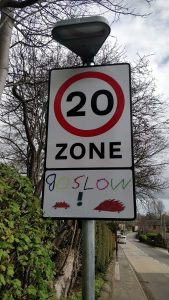 20 MPH Flockton- flocktonbypass.co.uk
