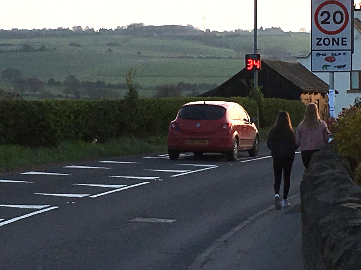 Traffic Speeds- flocktonbypass.co.uk