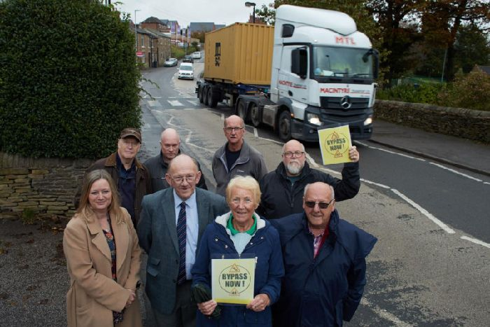 Flockton Bypass Campaigners- flocktonbypass.co.uk
