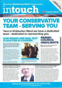 intouch Excerpt from leaflet rear - flocktonbypass.co.uk